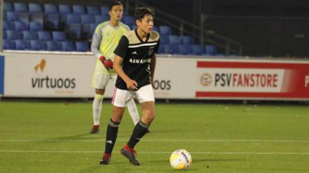 Tristan Gooijer telah memutuskan untuk gabung bersama Timnas Belanda usia muda ketimbang Timnas Indonesia U-19. - INDOSPORT