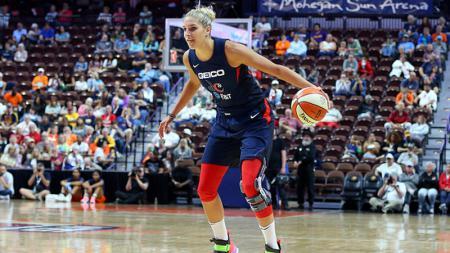Delle Donne, pebasket wanita dari tim Washington Mystics. - INDOSPORT