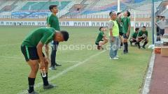 Indosport - Suasana pemusatan latihan (training centre) Timnas Indonesia U-19.