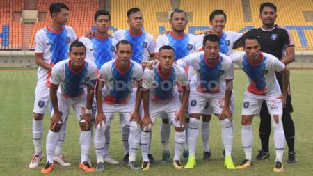Skuat PSPS Riau di Liga 2 2019. - INDOSPORT