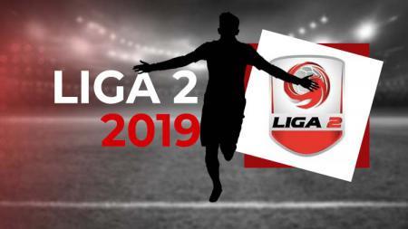 Rekap hasil pertandingan pekan ke-18 kompetisi sepak bola Liga 2 2019 yang digelar Kamis (19/09/19) dan Sabtu (21/09/19). - INDOSPORT