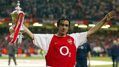 Robert Pires, legenda Arsenal - INDOSPORT