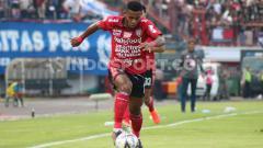 Indosport - Gelandang Bali United, Yabes Roni Malaifani.