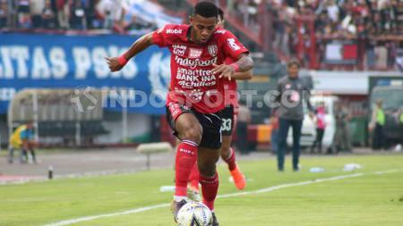 Gelandang Bali United, Yabes Roni Malaifani. - INDOSPORT