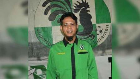 Ketua Umum SMeCK Hooligan, Lawren Simorangkir - INDOSPORT