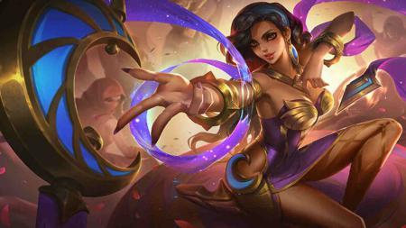 Berikut kelebihan Esmeralda jika menjadi offlaner di game eSports Mobile Legends. - INDOSPORT