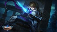 Indosport - Gusion, salah satu hero game eSports Mobile Legends yang cocok untuk push rank.