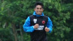 Indosport - Benny Wahyudi bek PSM Makassar