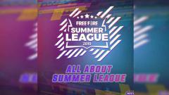 Indosport - Free Fire Summer League 2019, turnamen eSports Free Fire yang akan berlangsung selama hampir sebulan.