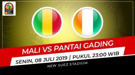 Prediksi Pertandingan 16 Besar Piala Afrika 2019 Mali vs Pantai Gading. - INDOSPORT