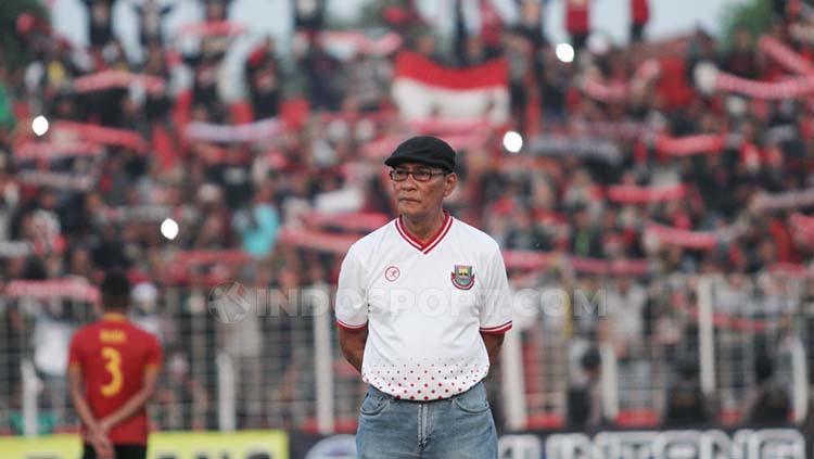 Pelatih Persibat Batang, Freddy Muli Copyright: Alvin Syaptia Pratama/INDOSPORT