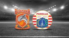 Indosport - Borneo FC vs Persija Jakarta.