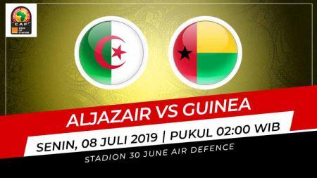 Prediksi Aljazair vs Guinea. - INDOSPORT