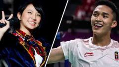 Indosport - Shania Junianatha dan Jonathan