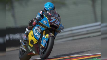 Baru saja bergabung dengan Repsol Honda di MotoGP, pembalap muda, Alex Marquez berjanji akan memberikan yang terbaik dalam rangkaian tes di Valencia. - INDOSPORT