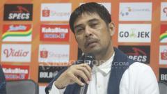 Indosport - Pelatih Persela Lamongan, Nilmaizar.