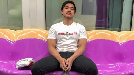 Putra Presiden Joko Widodo, Kaesang Pangarep mencoba membuktikan kemampuannya di game eSports PUBG: Mobile. Bagaimana hasilnya? - INDOSPORT
