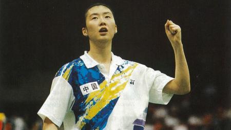 Intip rekor legenda bulutangkis China Ye Zhaoying ketika menghadapi 3 tunggal putri Indonesia pada turnamen tepok bulu internasional. - INDOSPORT