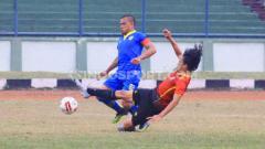 Indosport - Striker tim Liga 2 2020 PSKC Cimahi, Tantan, mengandalkan pemasukan dari beberapa sumber, salah satunya dari rumah kontrakan, selama masa pandemi corona atau covid-19.