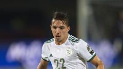 Indosport - Pemain Timnas Aljazair, Ismael Benancer.
