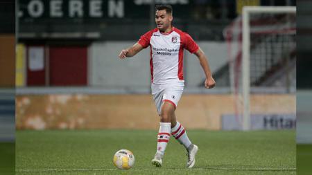 Pemain FC Emmen Keziah Veendorp yang memiliki darah keturunan Indonesia - INDOSPORT