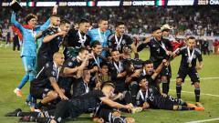 Indosport - Meksiko keluar sebagai juara Piala Emas Concacaf 2019