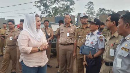 Kunjungan Wakil Walikota Semarang jelang Penyelenggaraan MXGP - INDOSPORT