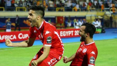 Tunisia singkirkan Ghana di 16 besar Piala Afrika 2019, Selasa (09/07/19) - INDOSPORT