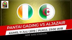 Indosport - Prediksi Pantai Gading vs Aljazair.