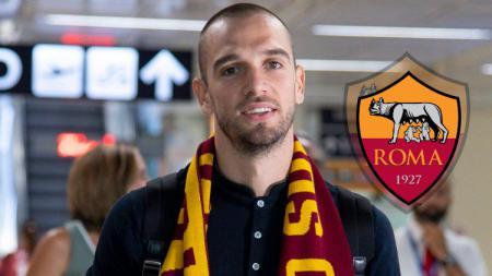 Kiper termahal AS Roma, Pau Lopez, ingin membuat sejarahnya sendiri bersama Il Lupi dan tak ingin dibandingkan dengan Alisson Becker - INDOSPORT