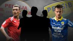 Indosport - Rene Mihelic dan Bruno Matos