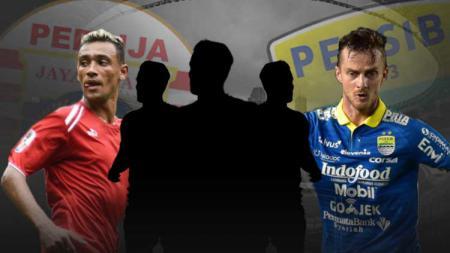 Rene Mihelic dan Bruno Matos - INDOSPORT