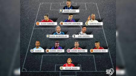 Starting XI Pemain yang Tak Diinginkan Klubnya, tapi Punya Kualitas Tinggi. (Foto: Sport360) - INDOSPORT