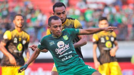 Laga Barito Putera vs Persebaya Surabaya dalam lanjutan Liga 1 2019 bisa disaksikan melalui live streaming. - INDOSPORT