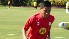 Indosport - Gelandang Barito Putera, Evan Dimas Darmono menjadi salah satu pemain yang akan diwaspadai bek Bali United, Fadil Sausu.