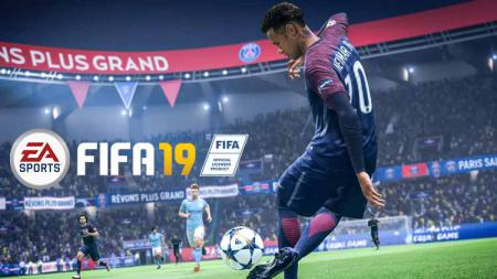 Games FIFA 2019 - INDOSPORT