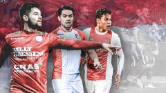 Indosport - Nilai Fantastis Lini Belakang Timnas Bersama Pemain Keturunan Eropa