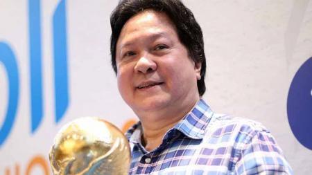 Legenda bulu tangkis Indonesia, Liem Swie King. Foto: olahraga.kompas - INDOSPORT