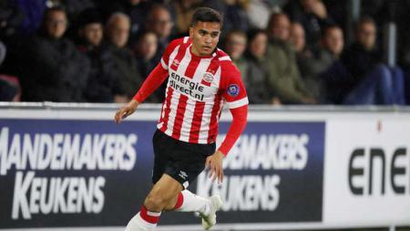 Jaell Hattu, mantan pemain PSV Eindhoven keturunan Indonesia. - INDOSPORT