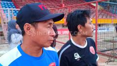 Indosport - Asisten Pelatih PSM Makassar, Imran Amirullah. Foto: Adriyan Adirizky/INDOSPORT
