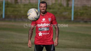 Analisis Pertandingan Liga 1 2019 Madura vs Bali United: Kejeniusan Paulo Sergio Jadi Pembeda