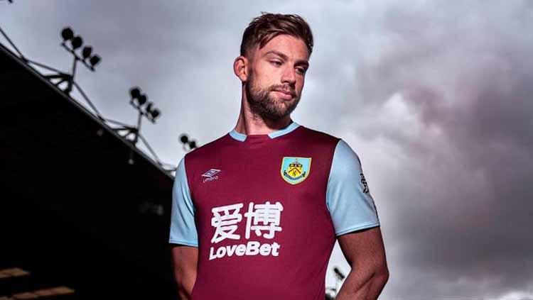 Jersey Home Burnley 2019/20 Copyright: fourfourtwo