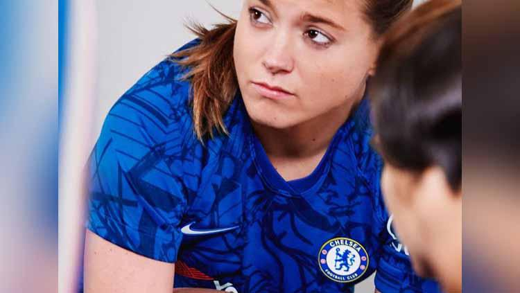 Jersey Home Chelsea 2019/20 Copyright: fourfourtwo