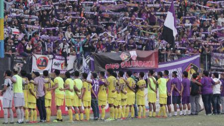 Penggawa Persik Kediri di Liga 2 2019. - INDOSPORT