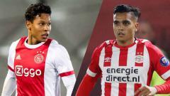 Indosport - Jaell Hattu dan Darren Sidoel.