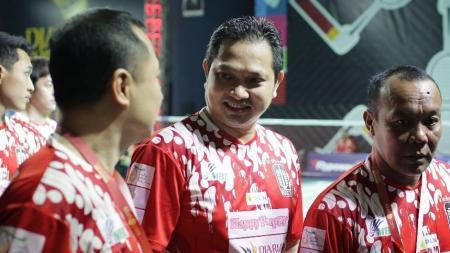 Legenda bulutangkis Indonesia, Hariyanto Arbi angkat bicara soal huru-hara yang terjadi antara PB Djarum dengan LSM Lentera Anak dan KPAI. - INDOSPORT