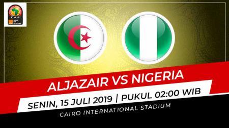 Predksi Aljazair vs Nigeria - INDOSPORT
