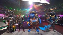 Indosport - The International 9 kembali adakan perlombaan cosplay.