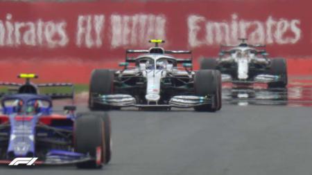 Formula 1 GP Inggris di sirkuit Silverstone - INDOSPORT