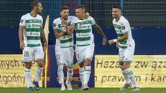 Indosport - Klub Egy Maulana Vikri, Lechia Gdansk, meraih hasil imbang saat pekan perdana Ekstraklasa, Sabtu (20/07/19).